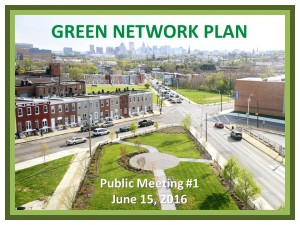 Green Network - Public Meeting
